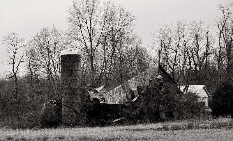 Butler County Old Barn