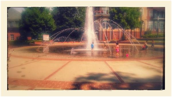 Fountain Trance