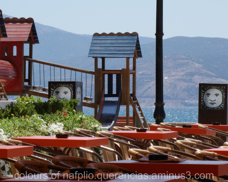 Iliostasio Cafe , Nafplio (Greece)