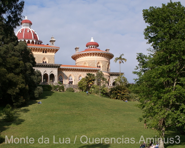 Monserrate Palace and gardens , Sintra