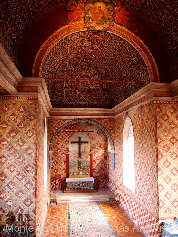 Palatine Chapel, National Palace , Sintra.