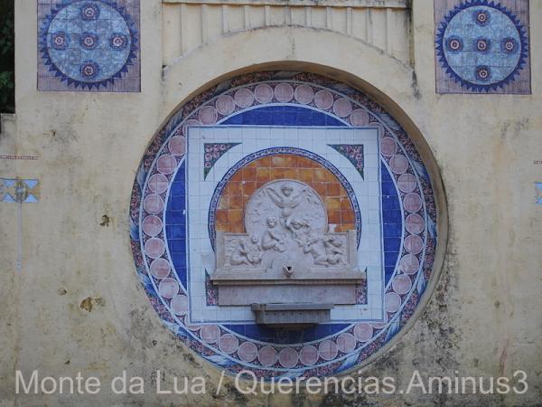 Fonte dos Pisões, Sintra. Portugal