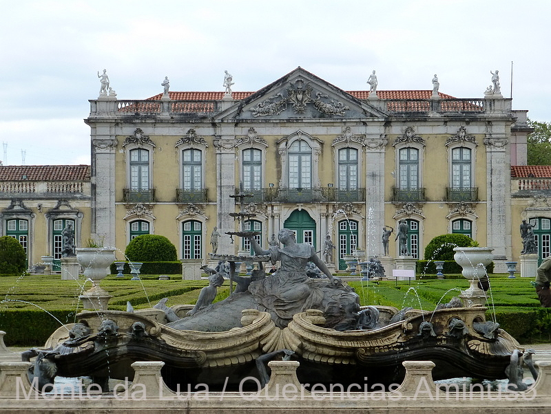 NATIONAL PALACE AND GARDENS OF QUELUZ, Portugal