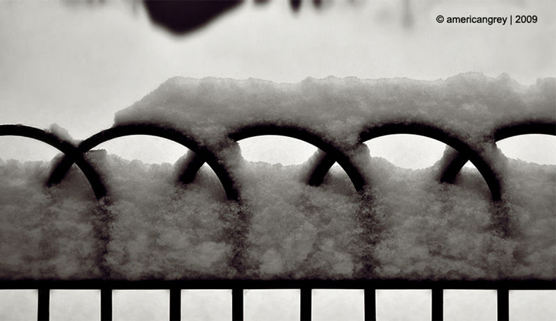 Snow 8 :  Decoration
