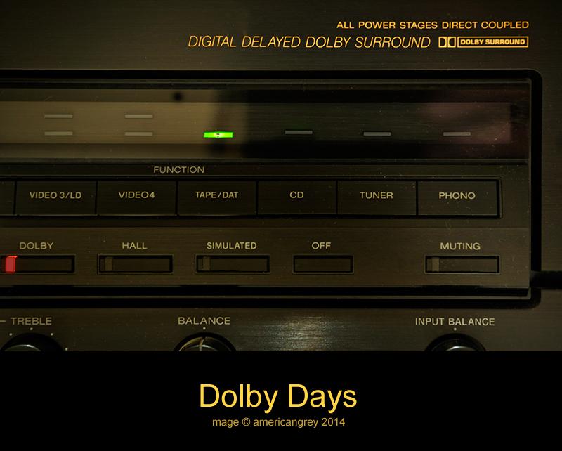 Dolby Days