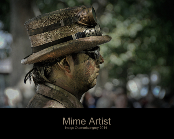 Mime Artist 5/5