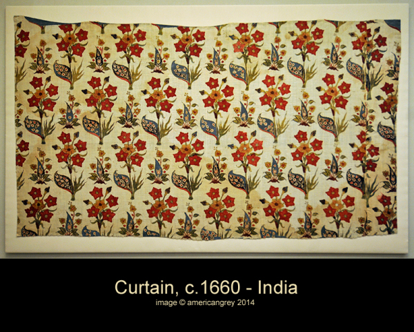 Curtain Fabric, c.1660