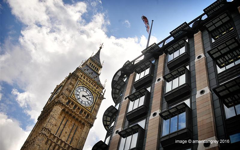 In Westminster, London