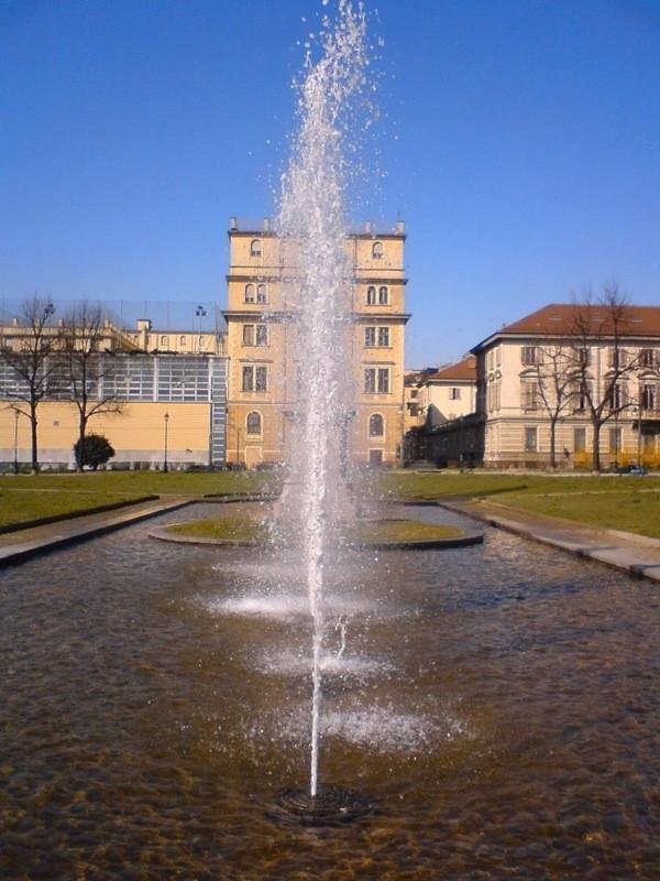 Promenade à Turin