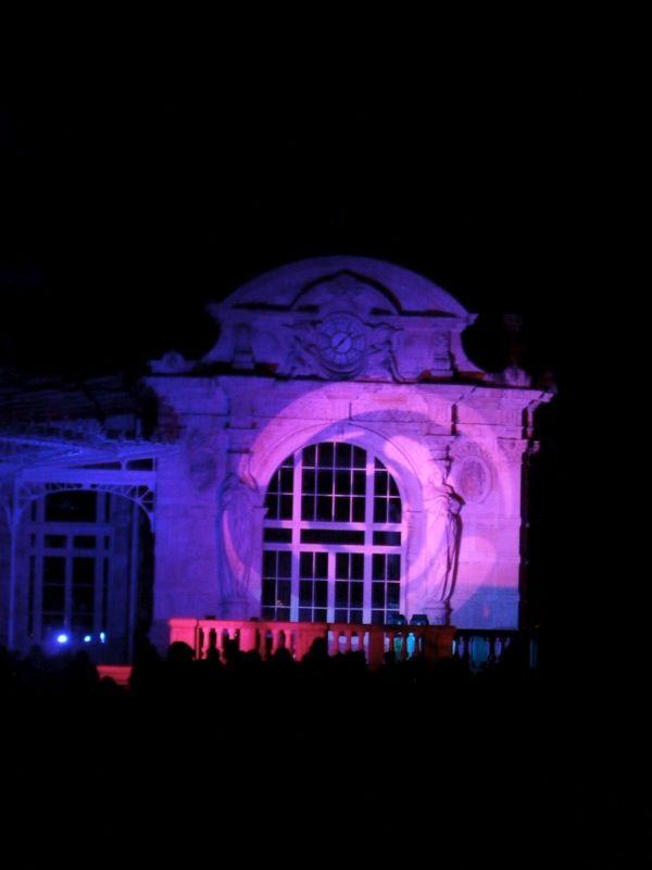Spectacle sons et lumières de Vichy