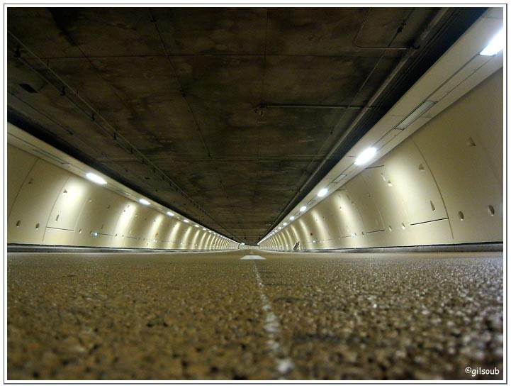 tunnel a86
