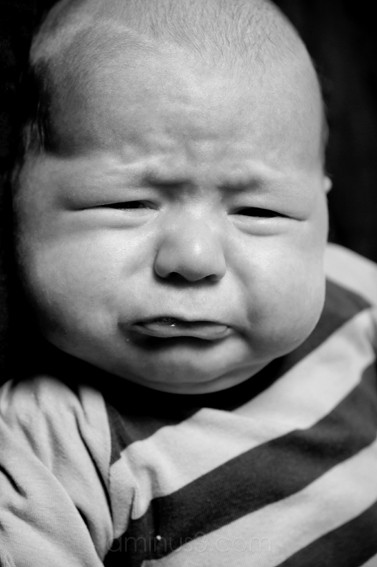 Dur Dur d'etre un bebe