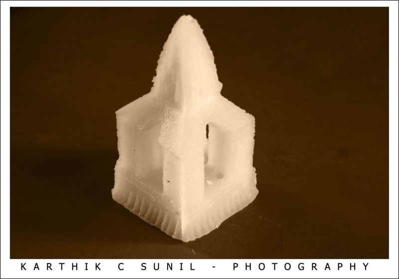 Sugar Mould - Final Product