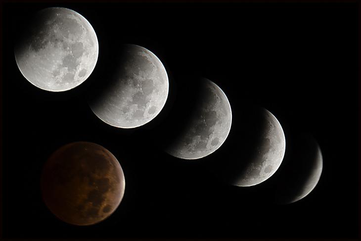 Lunar Eclipse Series