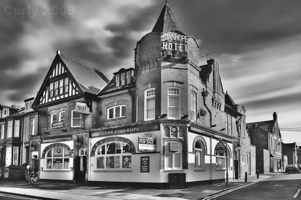 Stanhope Hotel, South Shields