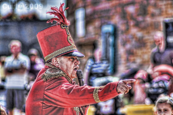 Tommy the Trumpeter, South Shields