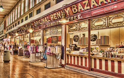 Marks and Spencer's Original Penny Bazaar