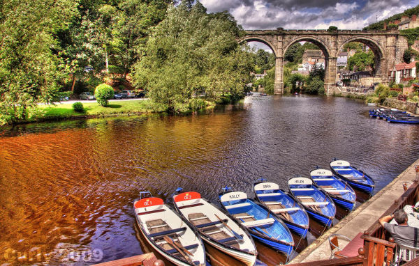 River Nidd at Knaresborough