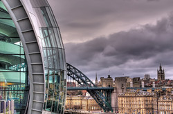 Newcastle and Gateshead Quays