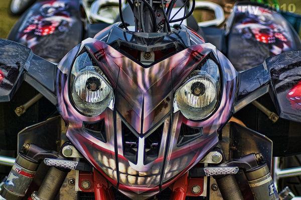 Motorbike South Shields