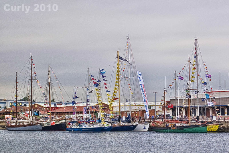 2010 Tall Ships Race, Hartlepool