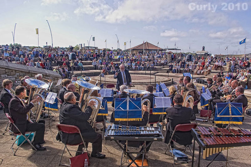 Cockerton Brass Band, South Shields