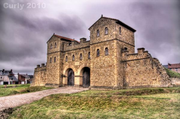 Arbeia Roman Fort, South Shields