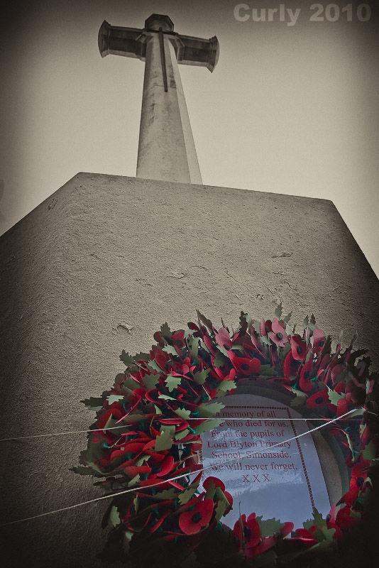 Westoe Cenotaph, South Shields