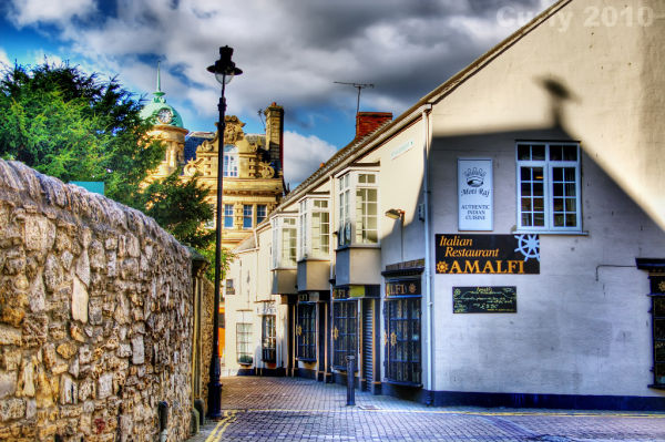 Amalfi restaurant, Sunderland