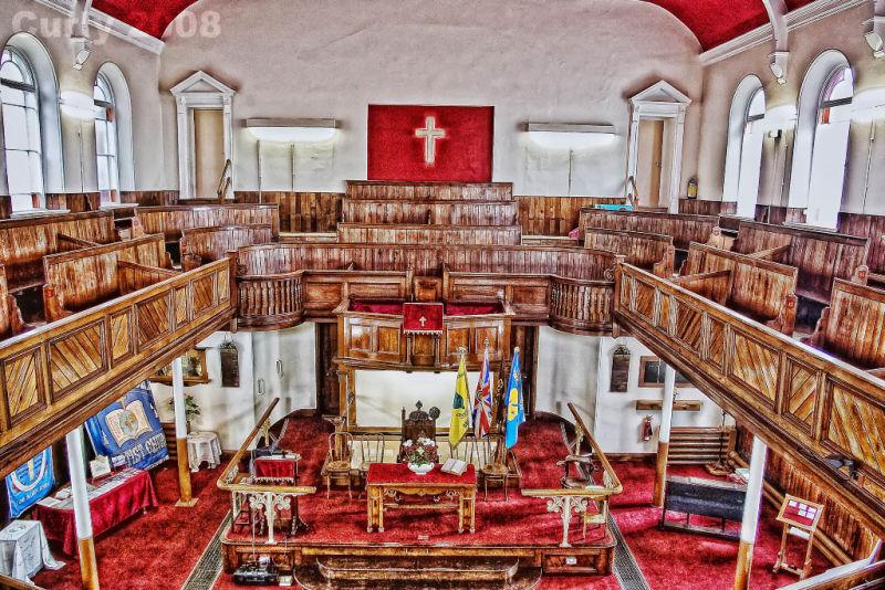 Westoe baptist church, South Shields