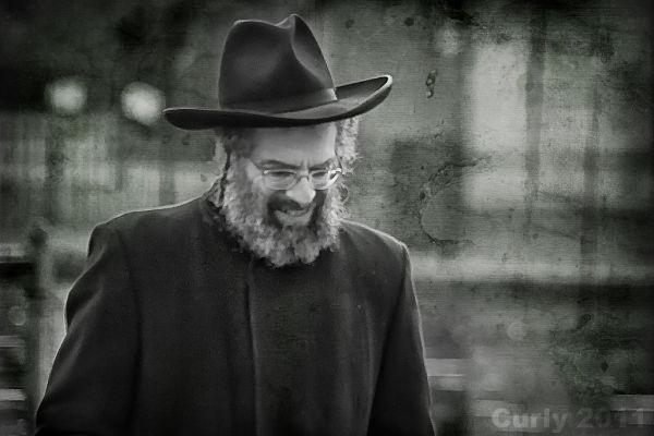 Man in Saltwell Park, Gateshead