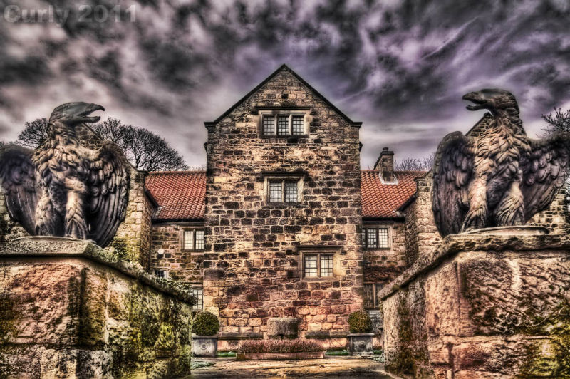 Washington Old Hall, Tyne and Wear