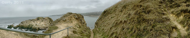 Marsden Bay and Camel Island South Shields