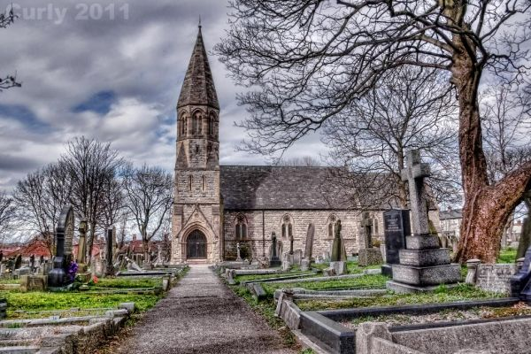 St. Peter's church, Harton, South Shields