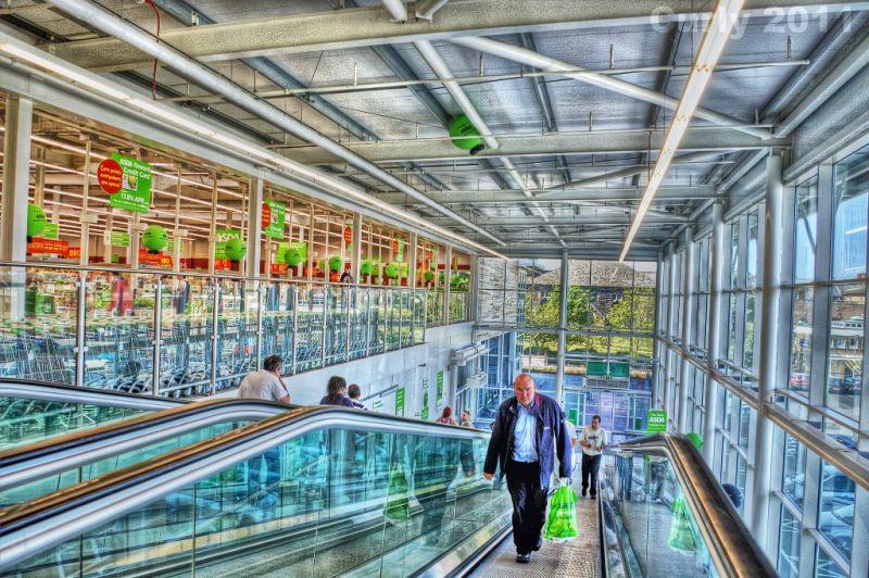 Asda supermarket South Shields