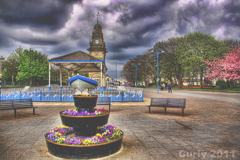 Wouldhave Memorial , South Shields