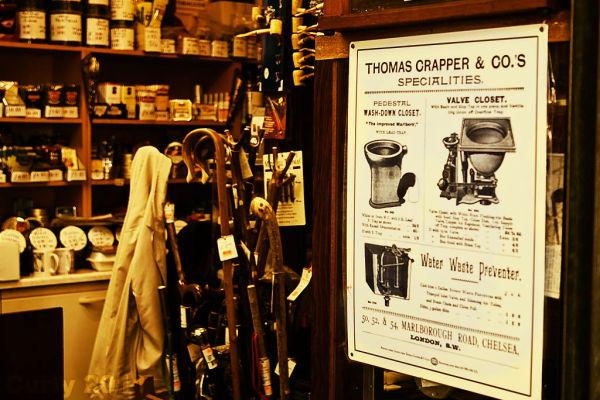 Tobacconist in Durham Market