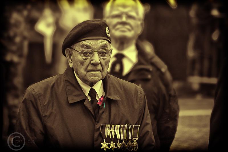 Remembrance Sunday, South Shields 2011