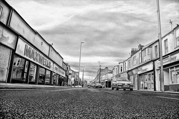 Frederick Street, South Shields