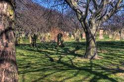 Westoe Cemetery, South Shields