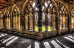 Durham cathedral cloisters