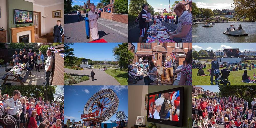 South Shields celebrates Queen's Jubilee