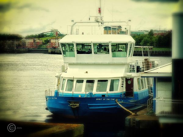South Shields ferry Spirit of the Tyne