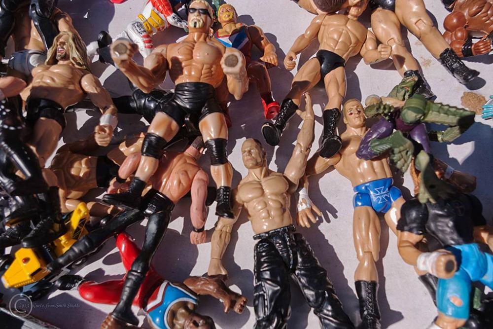 Toys, South Shields Market Place, UK