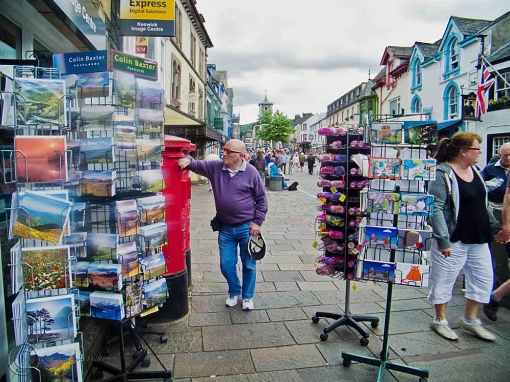 Keswick, Lake District, UK