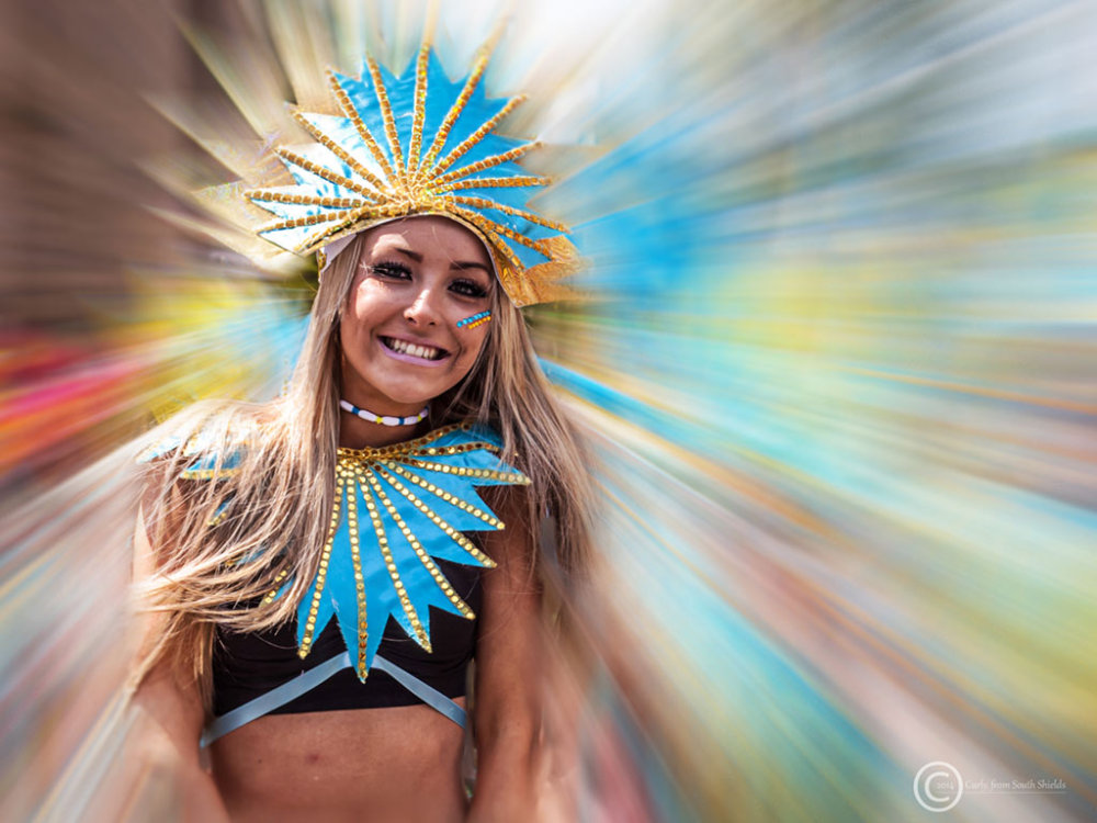 South Shields, Cookson Parade 2014