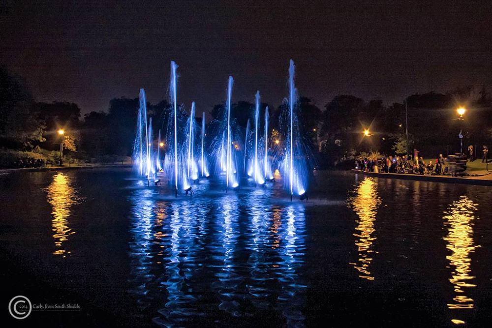 Sunderland illuminations 2014
