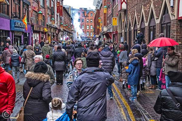 Chinese New Year, Newcastle upon Tyne