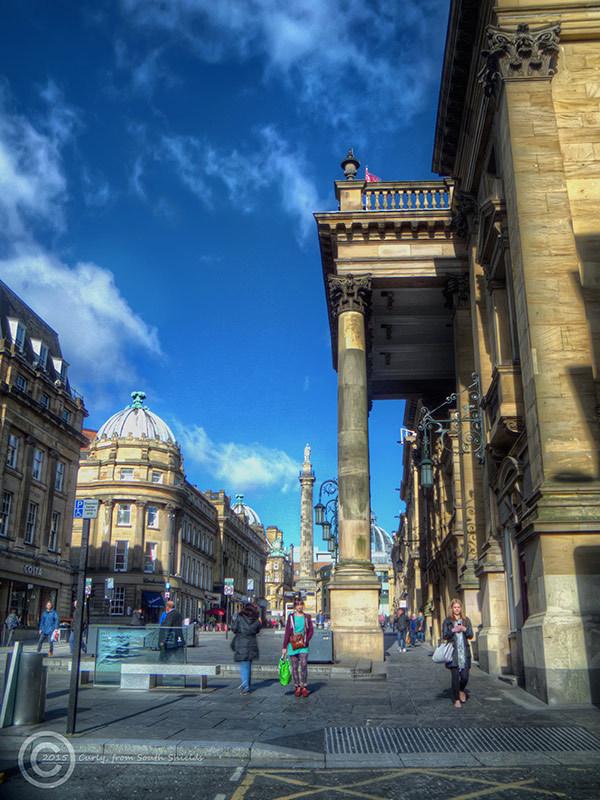 Grey Street, Newcastle Upon Tyne
