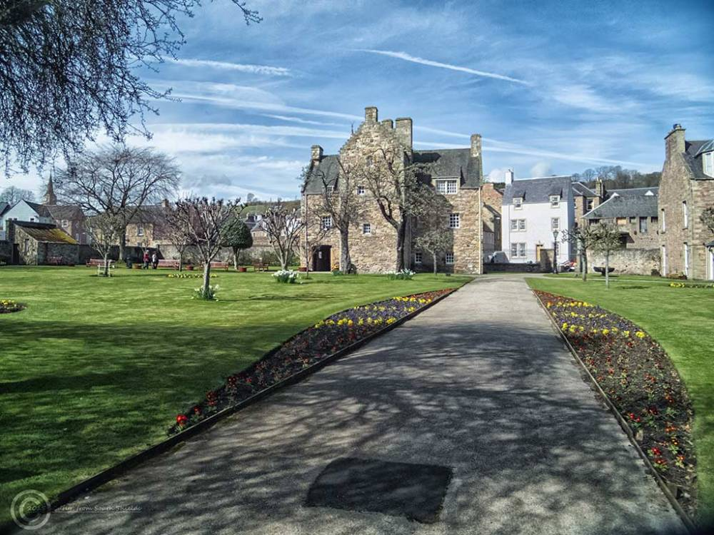 Mary, Queen of Scots' House, Jedburgh